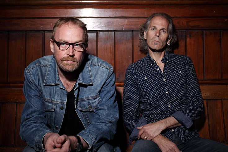 State of the Union (Boo Hewerdine & Brooks Williams)